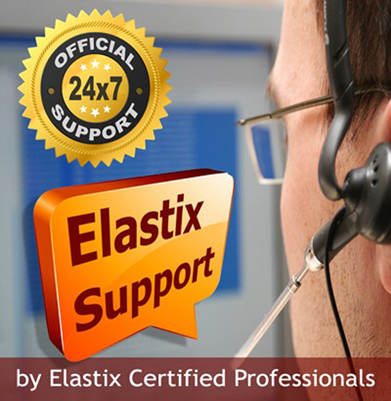 Elastix Chat Support 24/7