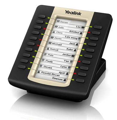Yealink EXP39 IP Phone Expansion Module