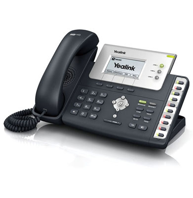 Yealink SIP-T26P Advanced IP Phone