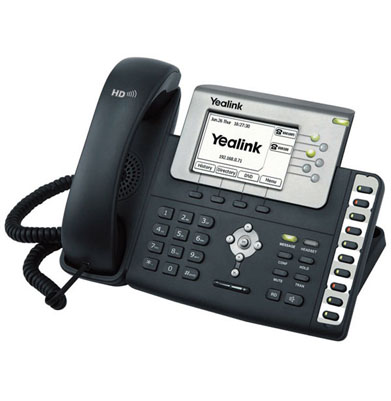 Yealink SIP-T28P Executive IP Phone