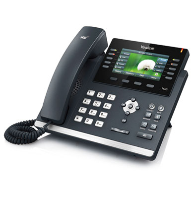 Yealink SIP-T46G Gigabit IP Color Phone
